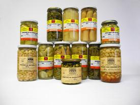 Verduras Conservas Baigorri