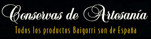 Conservas artesanas de Navarra Carmelo Baigorri - Conservas de Lodosa